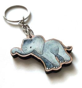 Schlüsselanhänger: Elefant