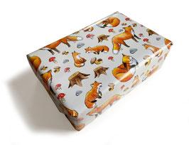 Geschenkverpackung: Fuchs
