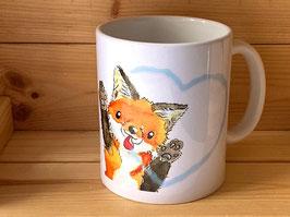 Tasse: Fuchs