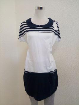Marine-Kleid