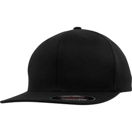 Flexfit Flat Visor - black