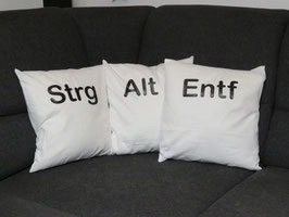 Kissenset - Strg Alt Entf - Klassisch