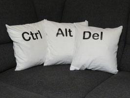 Kissenset - Ctrl Alt Del - Klassisch