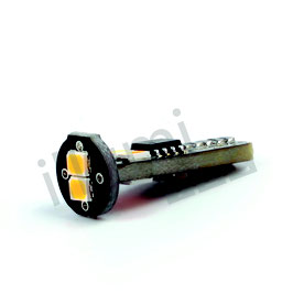 T10 W5W SMD LED 100LM Warmweiss