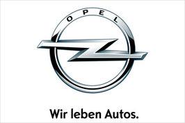 Opel Innenraumbeleuchtung Komplettset