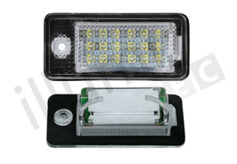 LED Kennzeichenleuchten Modul Audi A4 B6 Bj. 00-04