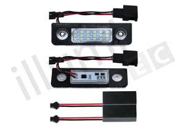 Kennzeichenbeleuchtung für Skoda Roomster 5J Bj. 06-10