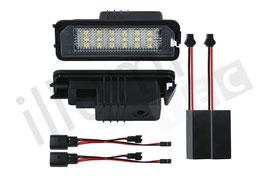 Kennzeichenbeleuchtung für VW Lupo Bj. 99-06