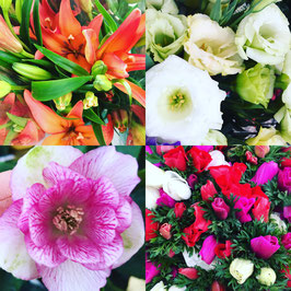 """Bouquet """"Fleurs d'Osserain"""""""