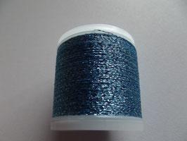 Madeira Stickgarn Metallic Glitzer Hellblau