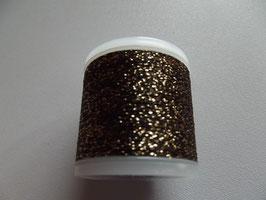 Madeira Stickgarn Metallic Glitzer Schwarzgold