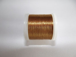 Madeira Stickgarn Metallic smooth Col. 307 gold
