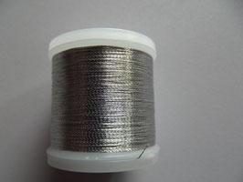 Madeira Stickgarn Metallic alu