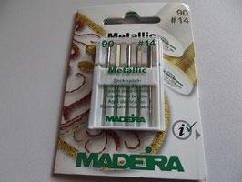 Madeira Sticknadeln Metallic