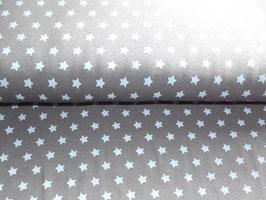 Jersey Sterne grau blau