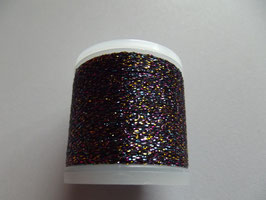 Madeira Stickgarn Metallic Glitzer dunkel Bunt