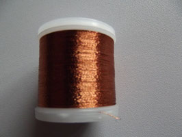 Madeira Stickgarn Metallic copper 8