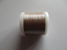 Madeira Stickgarn Metallic smooth Col. 322 silber