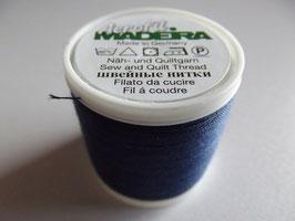 Madeira Nähgarn Aerofil blau