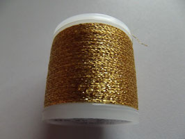 Madeira Stickgarn Metallic Glitzer Gold