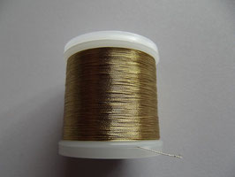 Madeira Stickgarn Metallic smooth Col. 304 gold