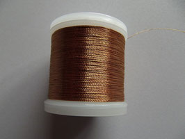 Madeira Stickgarn Metallic smooth Col. 321 gold