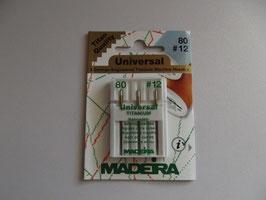 Madeira Nähnadeln Universal Titanium