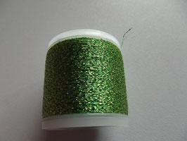 Madeira Stickgarn Metallic Glitzer Hellgrün