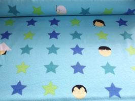Lillestoff Jersey Kidsface Stars Sterne