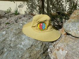 """Cappello """"australiano"""" con stemmino colorato"""