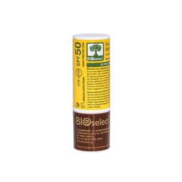 Stick solaire biologique - Protection SPF50