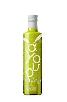 Huile d'olive LIOKARPI VERTE vierge extra non filtrée