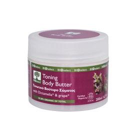 Beurre naturel tonifiant pour le corps
