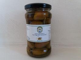 Olives vertes de Kalamata au Romarin