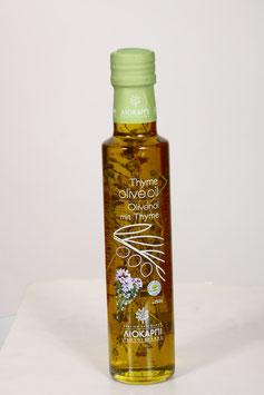Huile d'olive LIOKARPI aromatisée