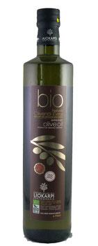 Huile d'olive LIOKARPI BIO vierge extra