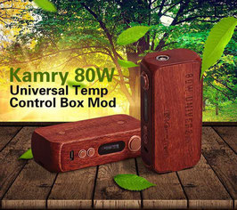 Kamry K80 TC - Edelholzbox