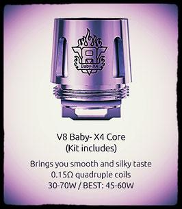 Smok - V8 Baby Ersatzcoils