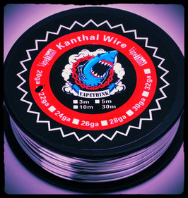 Steam Shark - Kanthal 20GA Wire