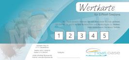 5-er Wertkarte