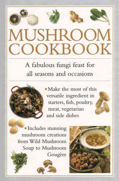 Mushroom Cookbook - by Valerie Ferguson