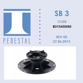 SB3 Stelzlager 50-80mm