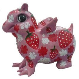 Rostocker Baby Greif, Motiv Erdbeere