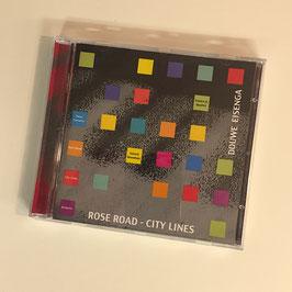 Rose Road City Lines - CD