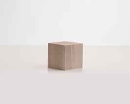 Holzwürfel 6x6 cm   unlackiert