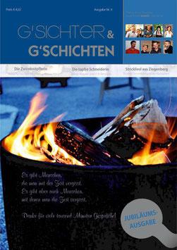 Magazin Nr. 10 - HANDWERKS(KUNST)HANDWERK
