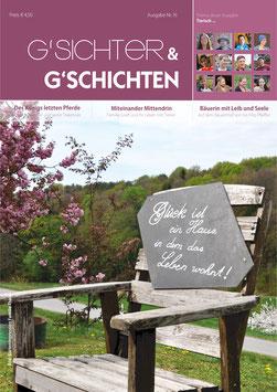 Magazin Nr. 11 - Tierisch