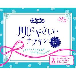 セペ 肌にやさしい ナプキン 28枚 40入 1パック248円(税別