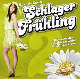 """Live-Album """"Schlager-Frühling!"""