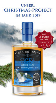 THE SPIRIT GEMS PROJECT = CRYSTAL